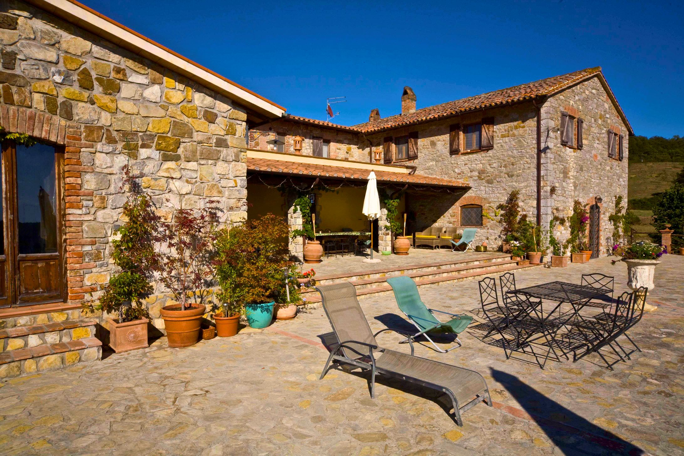 Gorgeous estate in the umbrian countryside
